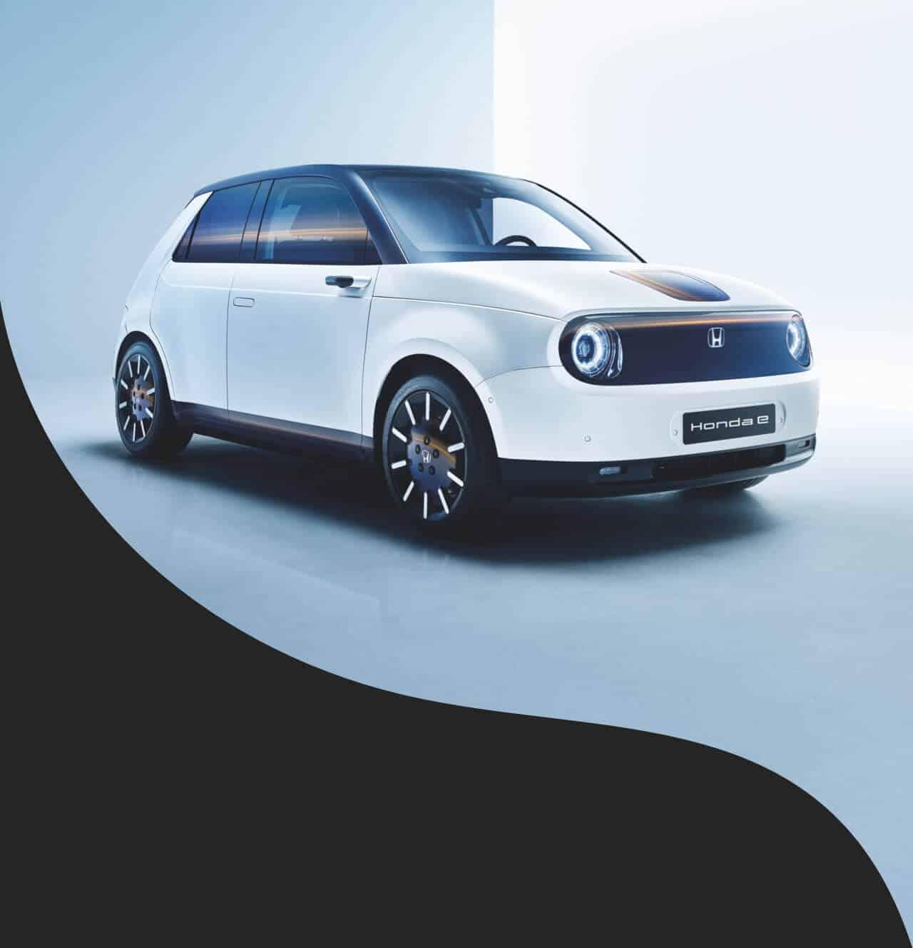 Electric Car - Honda e